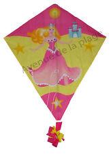 Cerf volant Princesse losange, prêt à voler idéal débutant pas cher neuf