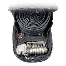 Topeak Aero Cuña Pack rociante Micro bolsa de sillín de bicicleta Refleja Negro