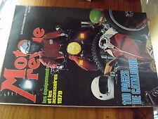 µ? Revue Moto Revue n°2392 Special Accessoires 1979 catalogues