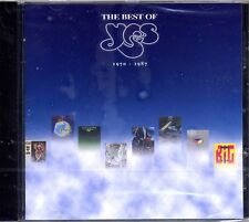 CD - YES - The best of  1970-1987