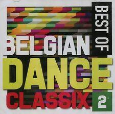 Best of Belgian Dance Classix 2 (2 CD)