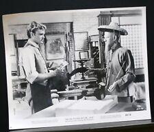 """VINTAGE 8""""X10"""" ORIGINAL PHOTO MGM JOHN ERICSON SEVEN FACES OF DR. LAU 1964"""