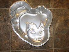 Wilton Tinkerbell Cake Pan, Disney Fairies, Peter Pan Fairy