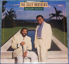 The Isley Brothers Smooth Sailin LP Record New Sealed