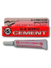 G-S Hypo Cement Spezial Kleber für Schmuck Uhren Glas Metall (€99,43/100Gramm)
