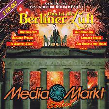 OTTO BERLINER - 2 CD - DAS IST DIE BERLINER LUFT