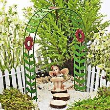 Flower Arch ~ Arbour ~ Arbor ~  Miniature Fairy Garden ~ Accessories by Jennifer