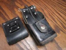 Motorola Swivel Leather Radio Or Tool Holder 1505758v08 Ntn7242a