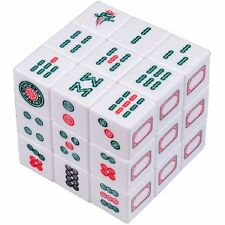 Mahjong Stickerless Maze & Sequential Puzzles Magic Cube