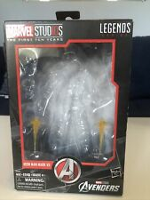 Marvel Legends Cinematic Universe 10th Anniversary Iron Man 6-Inch. Box Only