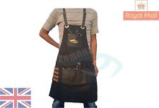 Professional Synthetic Hairdressing Barber Apron Cape Barber Hair stylist BLACK