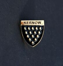 KERNOW - CORNWALL - ONE AND ALL - CORNISH CREST PIN LAPEL BADGE            (C5)