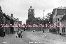 SF 58 - The Town Hall, Eye, Suffolk c1918 - 6x4 Photo