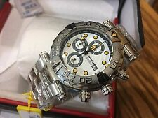 24981 Invicta Men's 47mm Subaqua Noma I LTD Quartz Chronograph SS Bracelet Watch