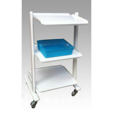 Mobile Cart Medical Steel Cart Trolley Doctor Dentist Trolly Spa Salon Equipment