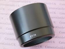 ET-74 Lens Hood ET-74 For Canon EF 70-200mm f/4.0 L USM Lens ET-74