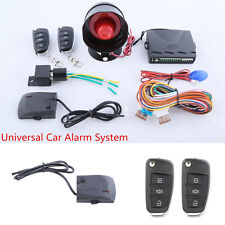 One Way Car SUV Anti-Theft Device Alarm System Centrol Door Keyless Entry Remote