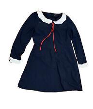 Revival Long Sleeved Dress Size 14 (Dangerfield)