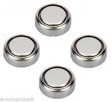 4x Batterie 1,5V AG1 SR621SW LR621 LR6 Button Silber Gel - Beobachten Hearing