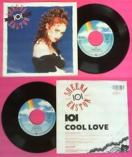 LP 45 7'' SHEENA EASTON 101 One o Cool love 1989 germany MCA no cd mc dvd