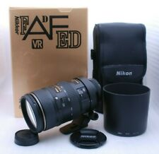 [Mint in Box] NIKON AF VR-NIKKOR 80-400mm F/4.5-5.6 D ED Zoom Lens From Japan