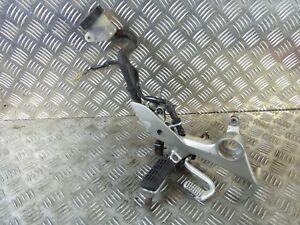 Honda VFR 800   2000   front right footrest hanger with rear master cylinder