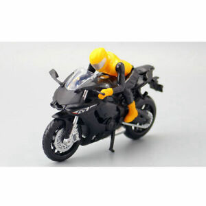 1:18 Scale Yamaha YZF-R1 Motorcycle Model Diecast Sport Bike Toy Kids Gift Black