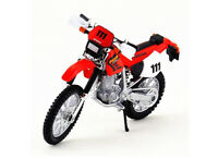 Honda XR400 R in Red (1:18 scale by Maisto 39335)
