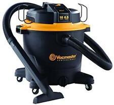 Vacmaster Professional Professional Wet/Dry Vac, 16 Gallon, Beast Series, 6.5 HP