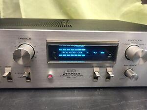 Vintage Pioneer SA-710 Integrated Amplifier