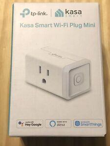 New Kasa Smart Plug Mini, Smart Home Wifi Outlet Works with Alexa & Google Home