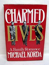 Charmed Lives By Michael Korda Used Book Hardback W/Dust Cover