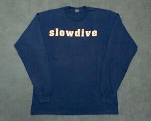 Slowdive souvlaki t-shirt vintage lush ride my bloody valentine