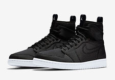 2016 Nike Air Jordan 1 Retro Ultra High SZ 8 White Black OG 844700-050