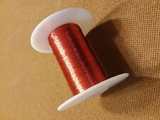 Magnet Wire 24 AWG gauge Copper. 2 oz