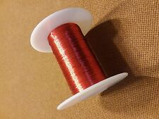 Magnet Wire 26 AWG gauge Copper. 2 oz