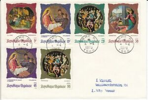 Togo Paintings Voucher 1978