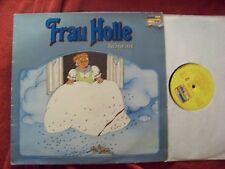 Frau Holle + Das Feuerzeug      Unsere kleine Welt LP