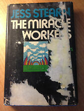 The Miracle Workers by Jess Stearn (Hardcover) store#4186B