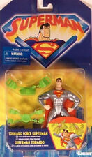 Superman Animated Series Tornado Force Superman With Whirlwind Escape Action MOC
