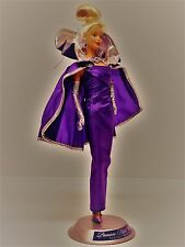 "Futuristic ""PIGS IN SPACE"" BARBIE Special Ed Premier PURPLE GOWN _NEW DeBOXED"
