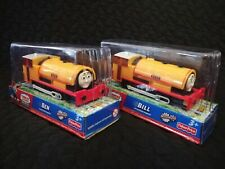 Thomas the Tank engine Trackmaster [ Bill Ben ]  new in box,Battery  operate