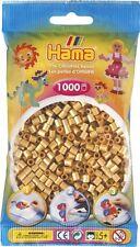 Hama - 207-61 Sachet 1000 Perles à repasser Or