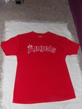 MLB LA Angels of Anaheim Angels Fan T-Shirt Size Medium NEW