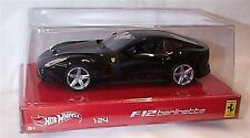 Ferrari F12 Berlinetta in Black 1-24 Scale