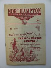 More details for northampton town vs barnsley | 1961/1962 | division three