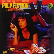 Pulp Fiction MUSIC FROM THE MOVIE 180g +MP3s REMASTERED Tarantino NEW VINYL LP