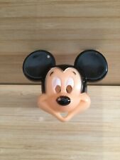 Mickey Mouse Flaslight Torch Vintage 80's
