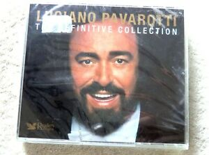 73181 Luciano Pavarotti The Definitive Collection [NEW / SEALED] CD (2008)