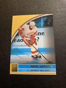 2001-02 Topps Reserve Pavel Datsyuk SP RC /699